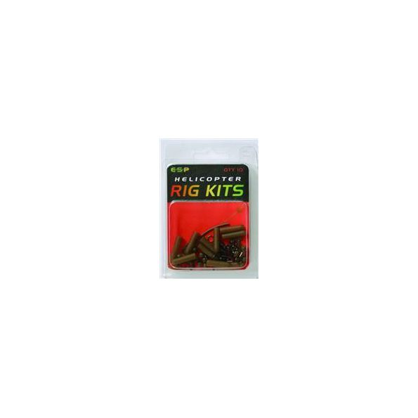 ESP Heli Rig Kits (Kit helicoptero) Marron