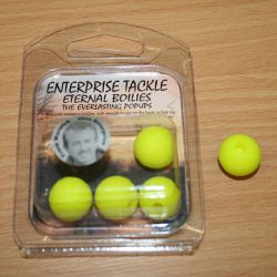 Enterprise Eternal Boilies 15mm Amarillo flotante(5unid)