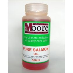 CCMoore Aceite de salmon puro 500ml (PURE SALMON OIL