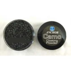 Anchor Polvos camuflaje Negro (Camo Coating Powder Black))