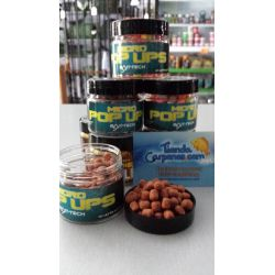 Bait-Tech Pellet & Fish Oil Micro Dumbell Pop ups 50ml