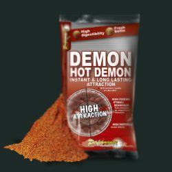 Starbait Engodo METHOD MIX HOT DEMON 2.5kg