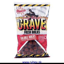 Dynamite Solubles Boilies Crave 18mm