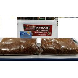 Starbait Hot demon Pellet Mix 2kg