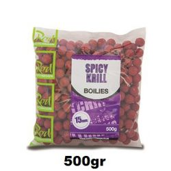 Rod Hutchinson Spicy Krill 20mm Boilies 250gr
