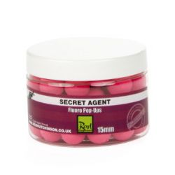 Rod H.Secret Agent 15mm Fluoro Pop Ups