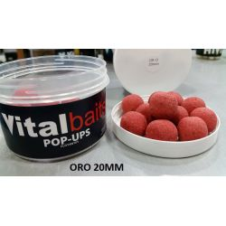 VITAL BAITS 20mm OR-O Flotantes