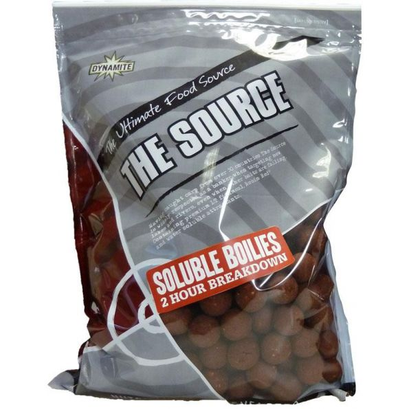 Dynamite Soluble Source Boilie 18mm 1kg