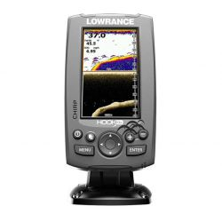 Lowrance Hook-4x con transductor 83/200 455/800