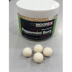 CCmoore Boilies Pop Up 12mm Peppermint Berry