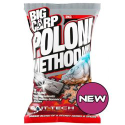 Bait-Tech Engodo 2kg Big Carp Method Mix Poloni
