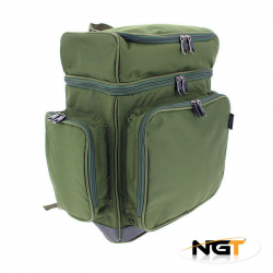 NGT XPR Mochila Multi Compartment Rucksack