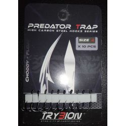 Trybion Predator Tournament Talla Nº4 10 unid