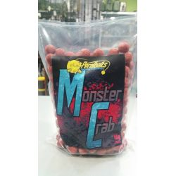 PERALBAITS Boilies 18mm MONSTER CRAB 1kg
