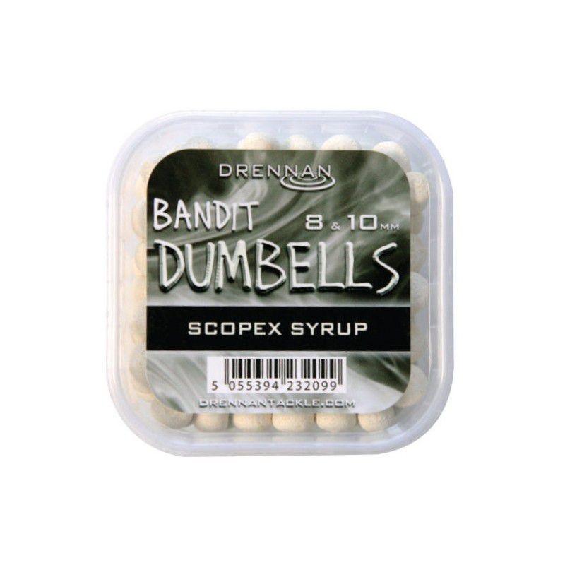 DRENNAN DUMBELL BAIT 8-10MM scopex