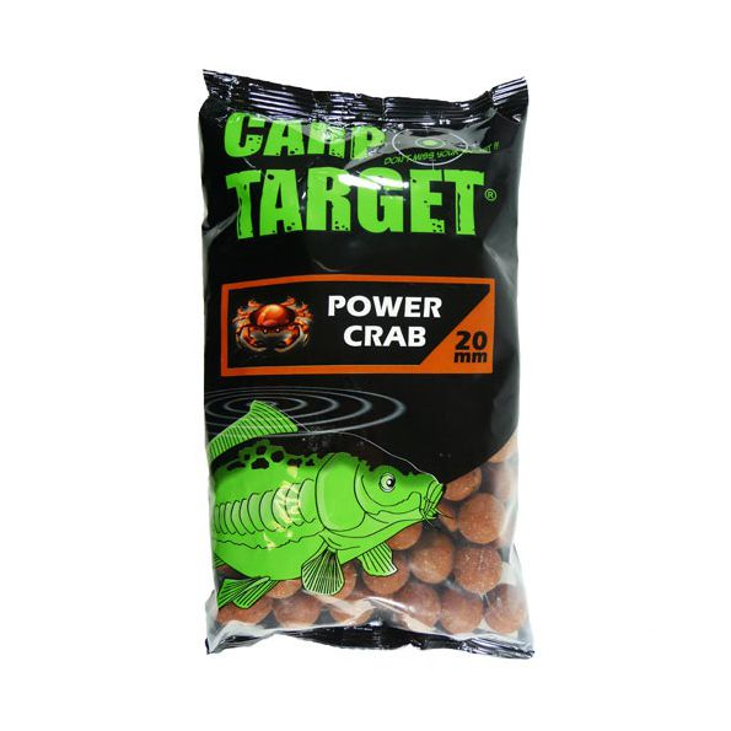 CARP TARGET Boilies POWER CRAB 20mm 2,5kg (CANGREJO)