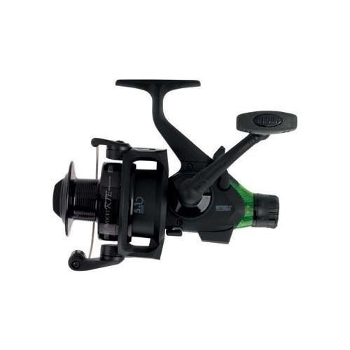 Mitchell carretes Avocet 6500 FS RTE Black con alarma incorporada