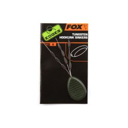 Fox EDGES™ Tungsten Hooklink Sinkers - Sinkers