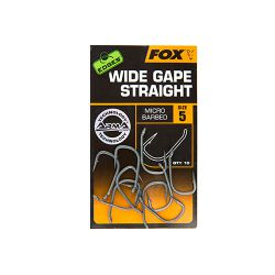 Fox EDGES™ Wide Gape Straight - Talla 6