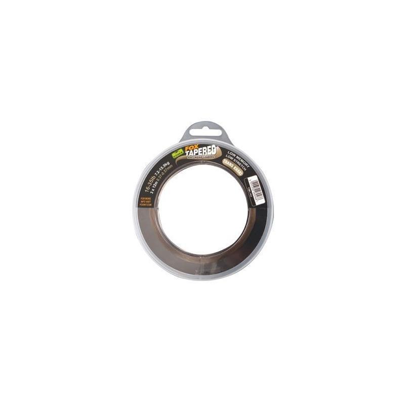Fox Puente conico - 12-30lb 0.33 - 0.50 Trans Khaki