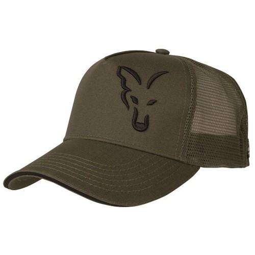 Fox Gorra Green Trucker Cap