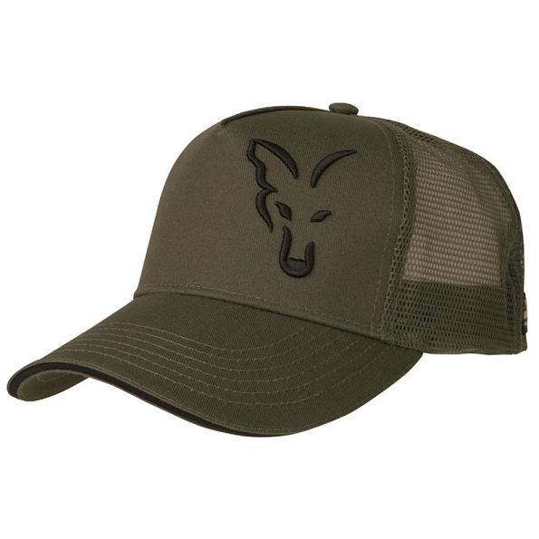 Fox Gorra Green Trucker Cap