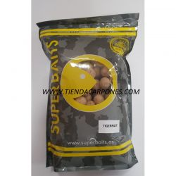 Superbait Boilies Normales 20mm 1kg TIGERNUTS (CHUFA)