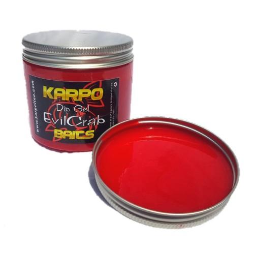 KarpoBaits Dip Gel Evil Crab (Cangrejo)