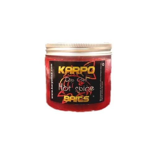 KarpoBaits Dip Gel Hot Spice (Especias)
