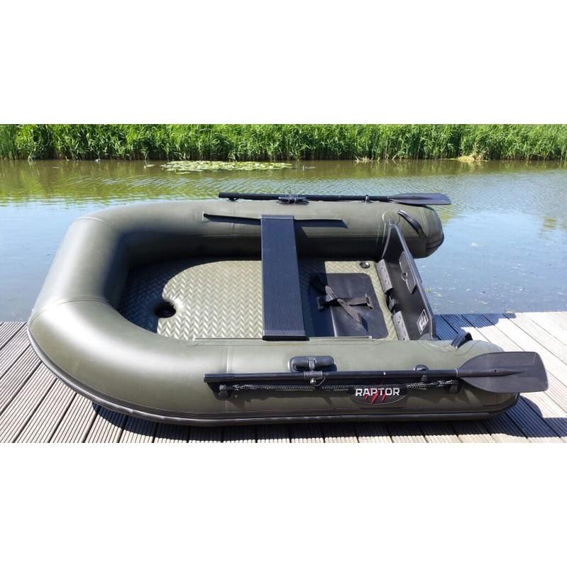 Raptor XWIDE Barca Hinchable 2,30m (suelo hinchable airdeck)