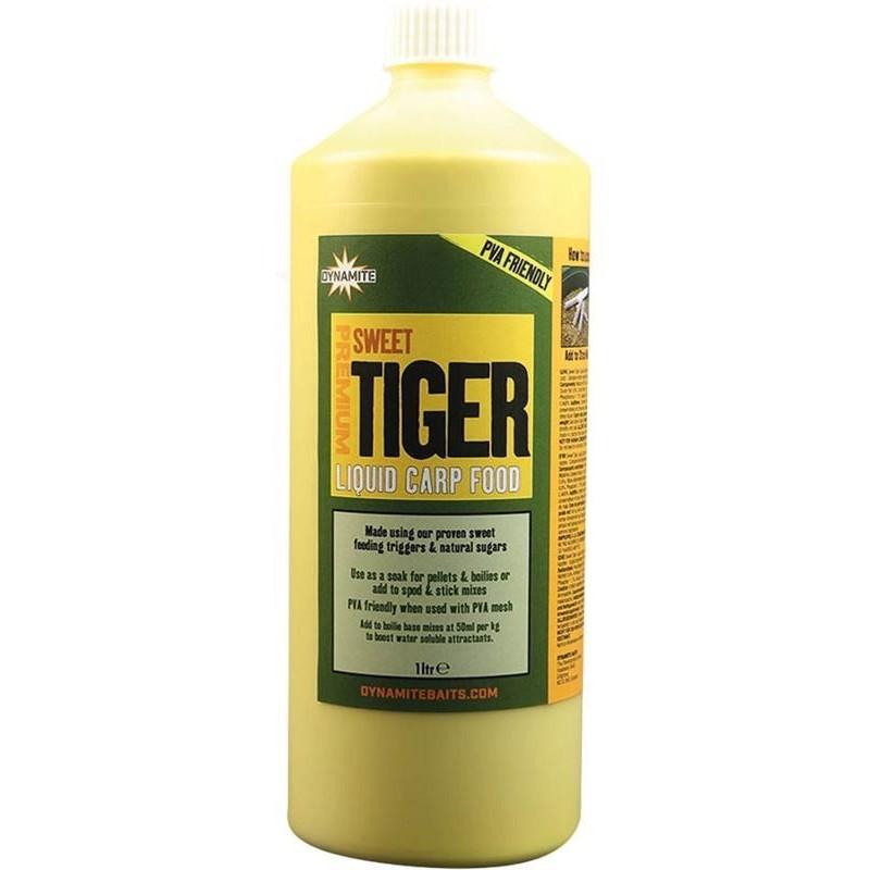 Dynamite Sweet Tiger Liquid Carp Food 1LT