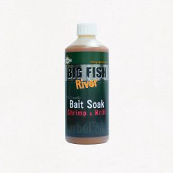 Dynamite Big Fish River Bait Soak shrimp&krill 500 ml
