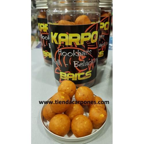 KarpoBaits Hookbaits Boilie 20mm Krill&Belachan