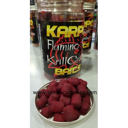 KarpoBaits Hookbaits Flumino Krill&Crab 8mm