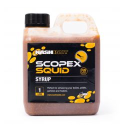 Nash Sirope Scopex&squid 1lt
