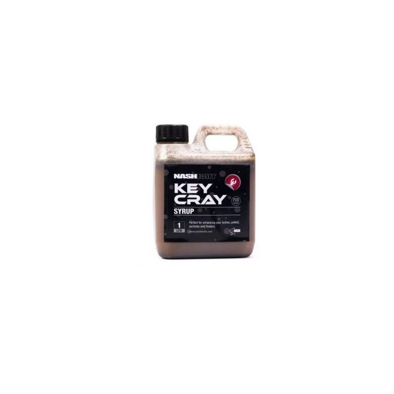 Nash Sirope Key Cray 1lt (Cangrejo de rio)