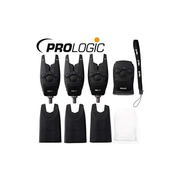 Prologic Kit 3+1 Alarmas Bat+