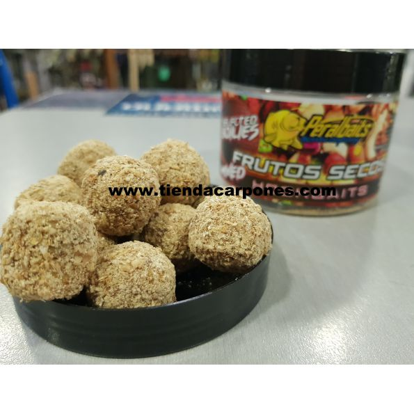 Peralbaits Hookbaits Frutos secos 20mm