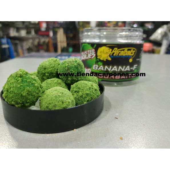 Peralbaits Hookbaits Banana-F 20mm