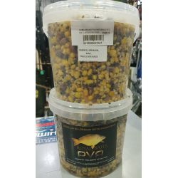 RoyalBaits Mix MELOCOTON&PIÑA Semillas PVA 3,7 lts