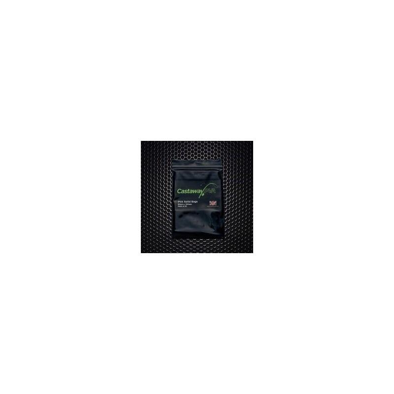 Castaway Bolsas PVA Solid Bags 80mm X 130mm 25 unid