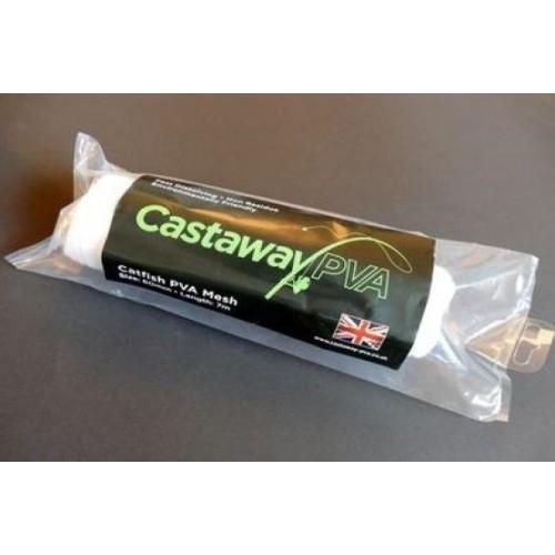 Castaway Recambio 60mm PVA 7m con tubo.