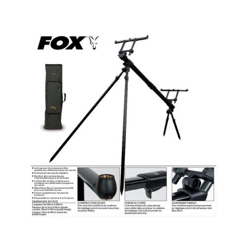 Fox Rod Pod SKY POD 3 CAÑAS