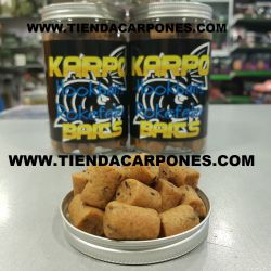 KarpoBaits Hookbaits Pellets 14mm Rokefeler (Queso)