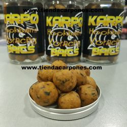 KarpoBaits Hookbaits Pellets 14mm VORACITY (Frutos secos)
