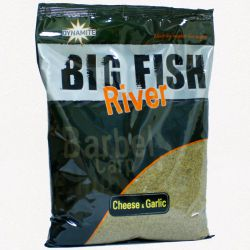 Dynamite Engodo Big Fish River Chesse&Garlic 1.8kg (QUESO Y AJO)