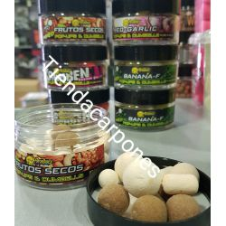 Peralbaits Flotantes Mixtos 14-18mm FRUTOS SECOS