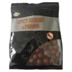 Dynamite Baits Boilie 20mm Spicy Shrimp&Prawn