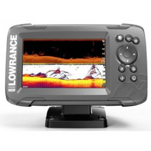 Lowrance Sonda GPS Plotter HOOK2-5 SplitShot