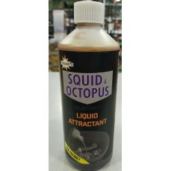 DYNAMITE Squid Octopus LIQUID ATTRACTANT BAIT SOAK 500 ML